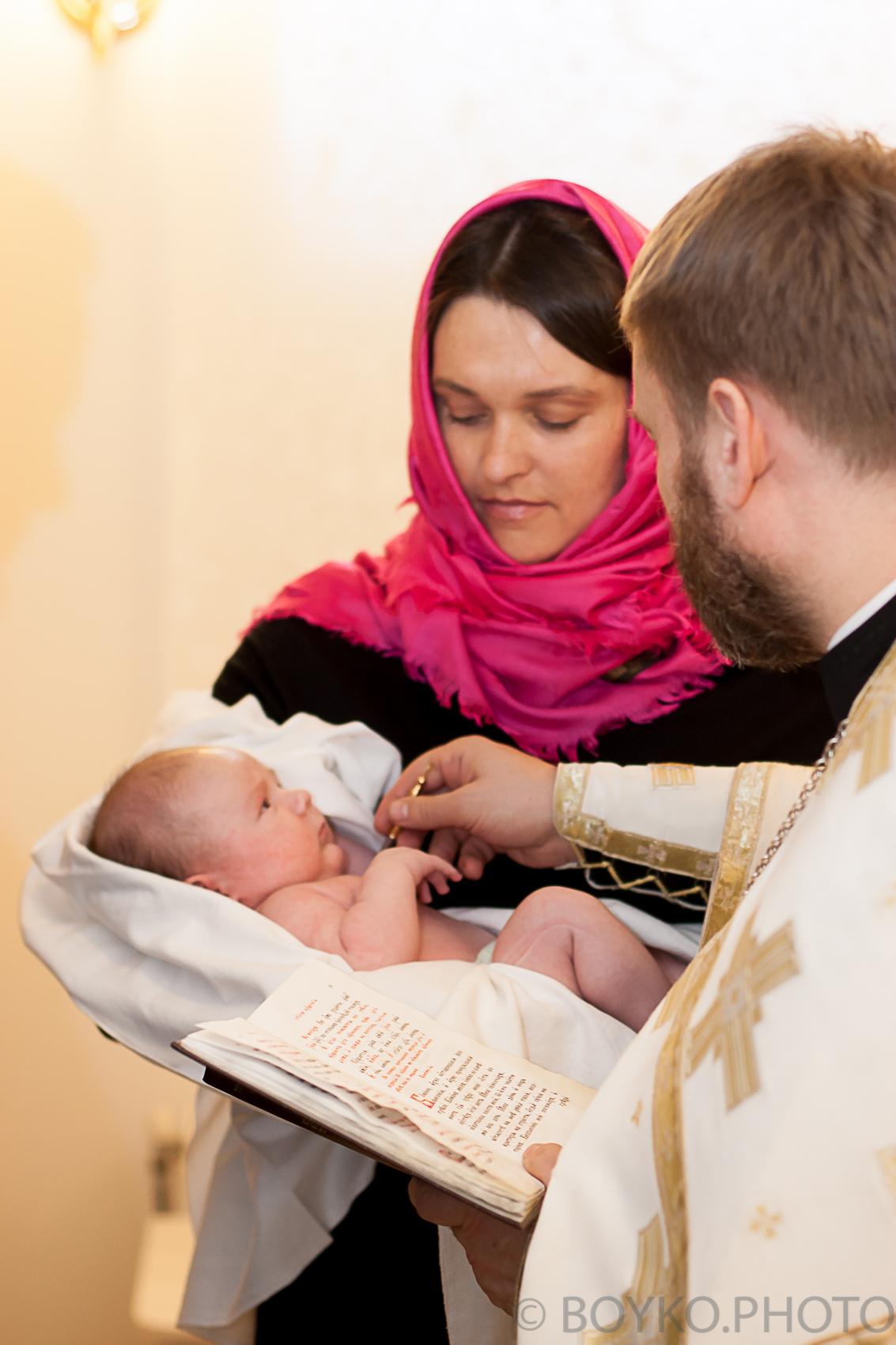 Может ли крестной мамой стать беременная женщина