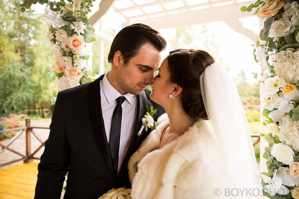 Свадебная фотосъемка в Москве и МО (Галина Бойко)