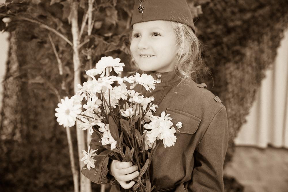Детский фотограф . Фотографии детей в военной форме. Фотосессия Галины Бойко.